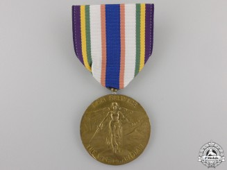 A First War Philippines Constabulary Victory Medal