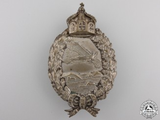 A First War Prussian Pilot's Badge circa 1917-18