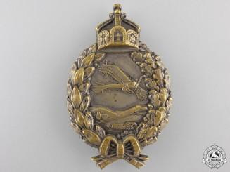 A First War Prussian Pilot's Badge circa 1916-17