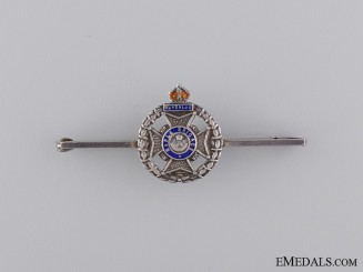 A First War Rifle Brigade Pin
