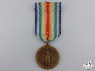 A First War Romanian Victory MedalConsignment #17