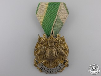 A First War Saxon Veterans Decoration