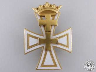 Danzig Cross; First Class