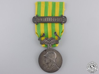 A French Campaign medal for China 1900-1901