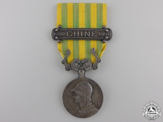 A French China Campaign Medal 1900