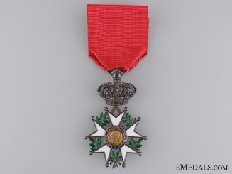 "A French Legion D'Honneur; Knight; ""Cent Gardes"" Version"