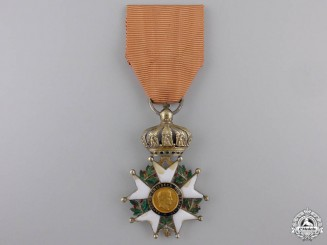 France, II Republic. A Legion D'Honneur, Knight, c.1860