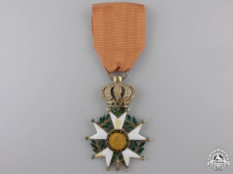 A French Legion D'Honneur; July Monarchy (1830-1848)