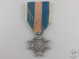 A French Military Volunteer Cross