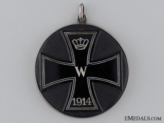 A German Imperial First War Iron Cross Badge