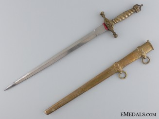 A German Imperial Kreigsmarine Officer's Miniature Dagger