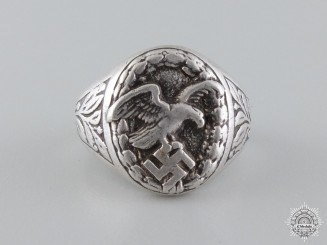 A German Luftwaffe Observer's Ring
