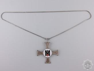 A German Red Cross Sister's Cross; 2nd Model