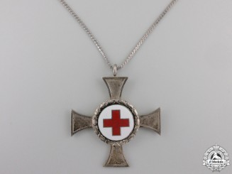 A German Red Cross Sister Cross; First Model