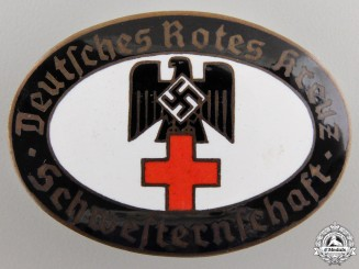 A German Red Cross Award
