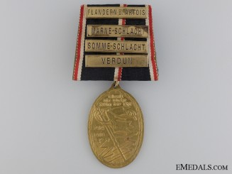 "A German Reich War Veteran Organization ""Kyffhauser"" Medal"