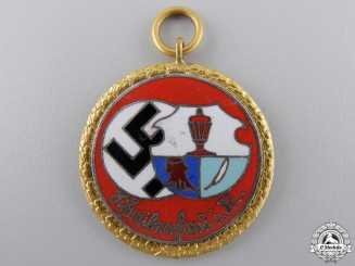 A German Runner's Award c.1936