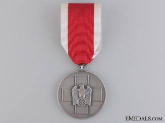 A German Social Welfare Medal