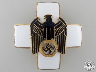 A German Social Welfare Organization Merit Cross; Second Class