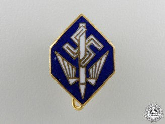 A German Stenographer Association Pin
