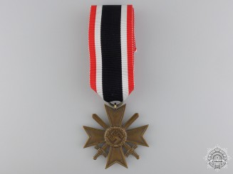 A German War Merit Cross; 2nd Class with Swords