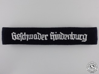A Geschwader Hindenburg Cufftitle; 1957 Version