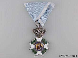 A Greek Order of the Redeemer; Knight's Cross