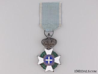 A Greek Order of the Redeemer; Knights Cross
