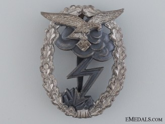 "A Ground Assault Badge; Marked ""M.u.K. 5"""