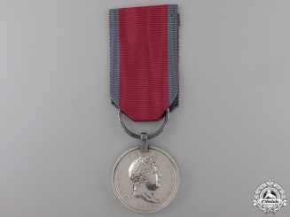 A Hanoverian Medal for Waterloo 1815 to the Battalion Hoya