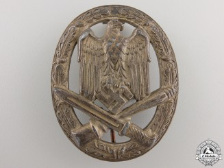 A Heer/Army General Assault Badge