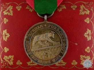 A House Order of Albert the Bear; Merit Medal