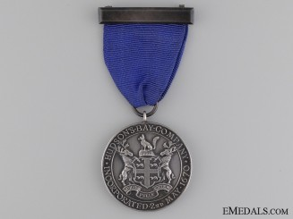 A Hudson's Bay Company Fifteen Years Faithful Service Medal 1944