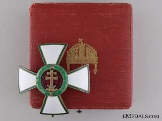 "A Hungarian Order of Merit; Officer""¢¯s Cross"