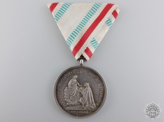 A Hungarian Saint Stephen Jesuit School of Kalocsa Commemorative Medal