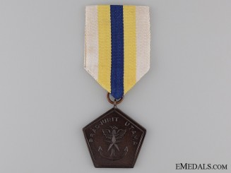 Indonesia. A Teladan Service Medal
