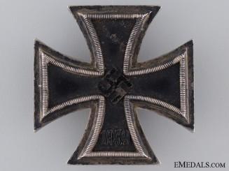 A Iron Cross First Class 1939; Early Design