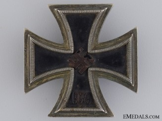 A Iron Cross First Class 1939 by Friedrich Orth
