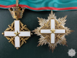 A Italian Republic's Order of Merit; Commanders