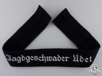A Jagdgeschwader Udet Cufftitle; Other Ranks