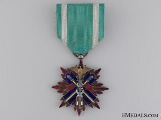 A Japanese Order of the Golden Kite; Fifth Class