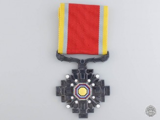 A Japanese Order of the Pillars of the State; 8th Class