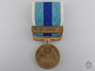 A Japanese Russian War Medal 1904-1905