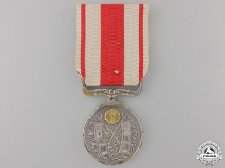 A Japanese Taisho Enthronement Medal
