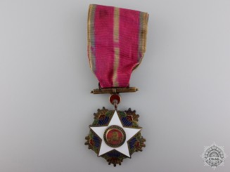 A Korean Order of Civil Merit; Third Class