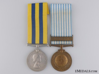 An Early Korean War Casualty Pair to the Northumberland Fusiliers