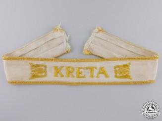 A Kreta Campaign Cufftitle