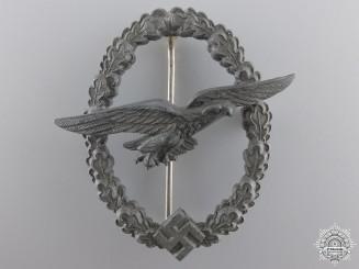 A Luftwaffe Glider Pilot's Badge by Steinhauer & Lück