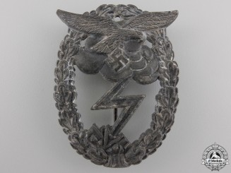 A Late War Luftwaffe Ground Assault Badge
