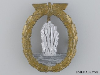 A Late War Minesweeper Badge